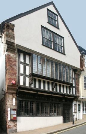 Totnes Elizabethan Museum